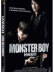 sortie dvd  Monster Boy : Hwayi