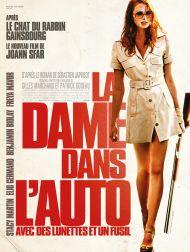 sortie dvd  La Dame Dans L'auto Avec Des Lunettes Et Un Fusil