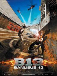 sortie dvd  Banlieue 13