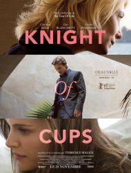 sortie dvd	  Knight Of Cups