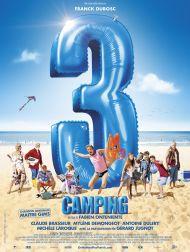 sortie dvd  Camping 3