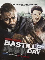 sortie dvd  Bastille Day