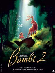 sortie dvd  Bambi 2