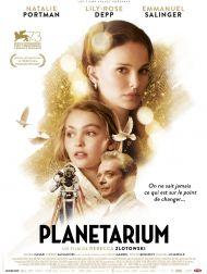 sortie dvd  Planétarium
