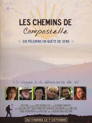 sortie dvd  Les Chemins De Compostelle