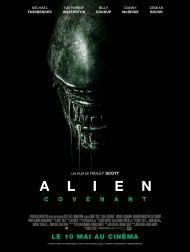 sortie dvd  Alien: Covenant