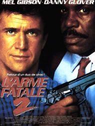 sortie dvd  L'Arme Fatale 2