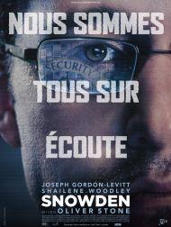 sortie dvd  Snowden