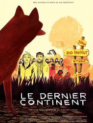 sortie dvd  Le Dernier Continent