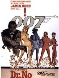 sortie dvd  James Bond 007 Contre Dr. No