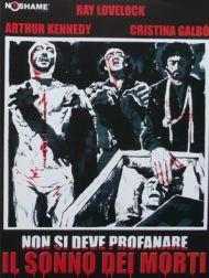 sortie dvd  Le Massacre Des Morts Vivants