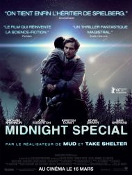 sortie dvd  Midnight Special