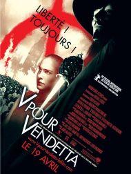 sortie dvd  V Pour Vendetta