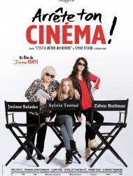 sortie dvd  Arrête Ton Cinéma !