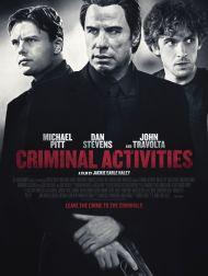 sortie dvd  Criminal Activities