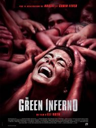 sortie dvd  The Green Inferno