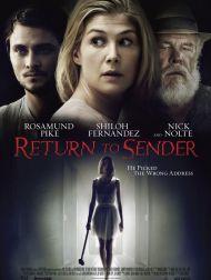 sortie dvd  Return To Sender
