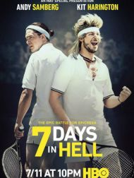 sortie dvd  7 Days In Hell