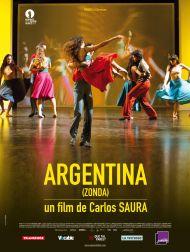 sortie dvd  Argentina