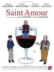 sortie dvd  Saint Amour
