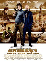 sortie dvd  Grimsby - Agent Trop Spécial