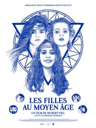 sortie dvd  Les Filles Au Moyen Âge
