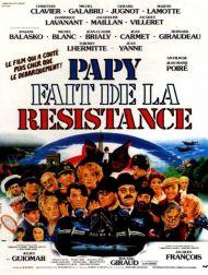 sortie dvd  Papy Fait De La Résistance