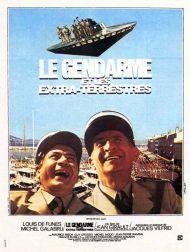 sortie dvd  Le Gendarme Et Les Extraterrestres