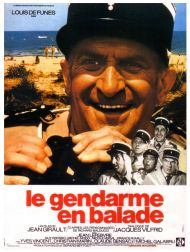 sortie dvd  Le Gendarme En Balade