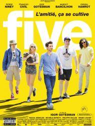 sortie dvd  Five