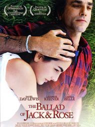 sortie dvd  The Ballad Of Jack And Rose
