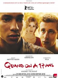 sortie dvd  Quand On A 17 Ans