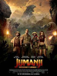 sortie dvd  Jumanji : Bienvenue Dans La Jungle