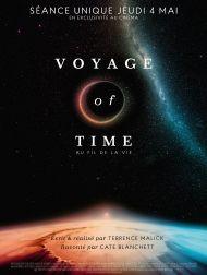 sortie dvd  Voyage of Time : Au fil de la vie