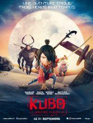 sortie dvd  Kubo et l'Armure Magique