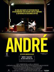 sortie dvd  André