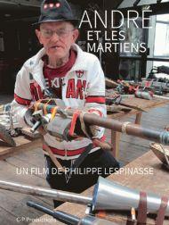sortie dvd  André Et Les Martiens