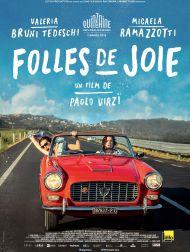 sortie dvd  Folles De Joie