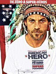 sortie dvd  American Hero