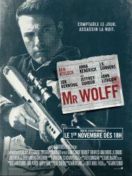 sortie dvd  Mr Wolff