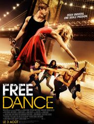 sortie dvd  Free Dance