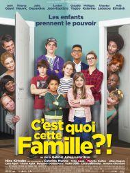 sortie dvd  C'est Quoi Cette Famille?!
