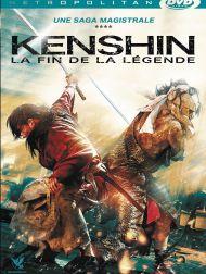 sortie dvd  Kenshin - La Fin De La Légende