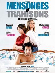 sortie dvd  Mensonges Et Trahisons Et Plus Si Affinités...