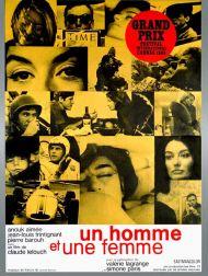 sortie dvd  Un Homme Et Une Femme