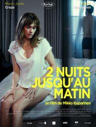 sortie dvd  2 Nuits Jusqu'au Matin