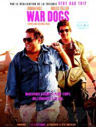 sortie dvd  War Dogs
