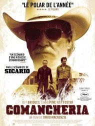 sortie dvd  Comancheria