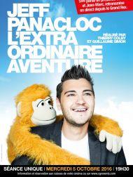 sortie dvd  Jeff Panacloc - L'extraordinaire Aventure