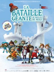 sortie dvd  La Bataille Géante De Boules De Neige